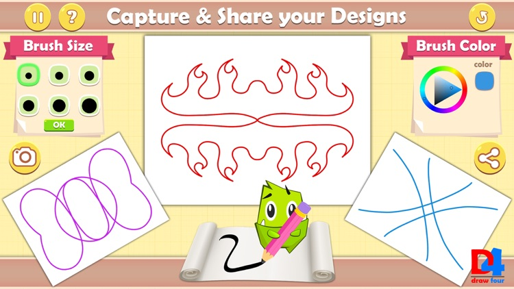 Draw Four screenshot-4