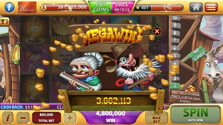 OMG! Fortune Slots Casino 2019 screenshot-4