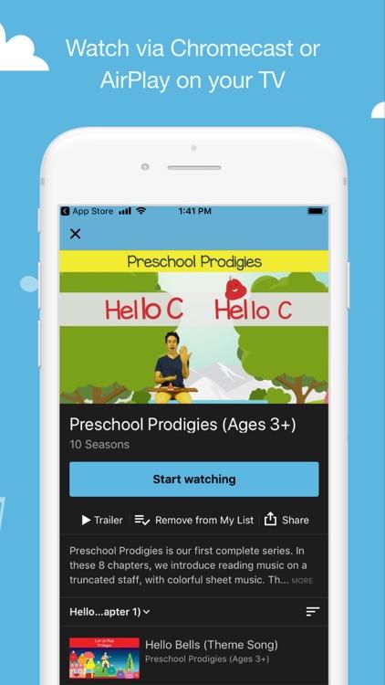 Prodigies Music Lessons screenshot-4