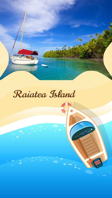 Raiatea Island Tourism screenshot 1