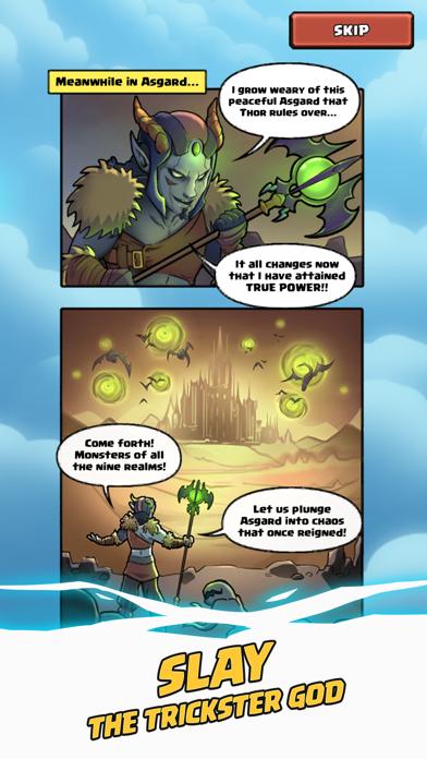 Thor : War of Tapnarok screenshot 3