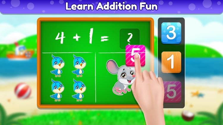 Easy Math Learning Game screenshot-5