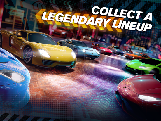 Forza Street: Tap to Race screenshot 8