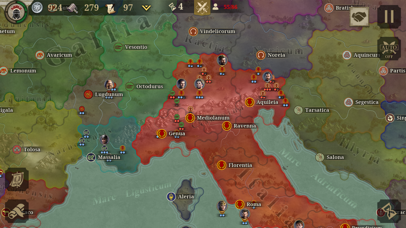 Great Conqueror: Rome screenshot 1