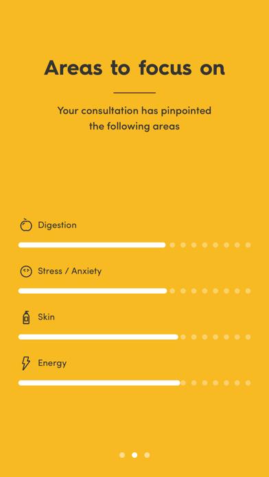 Vitl health screenshot two