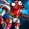 Flappy Robot Warrior