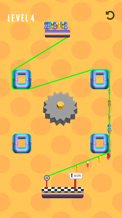 Fun Rope 3D - Rescue Puzzle screenshot 1