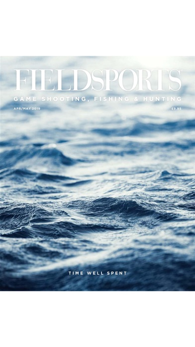 Fieldsports Magazine - the shooting and fishing bi-monthly screenshot