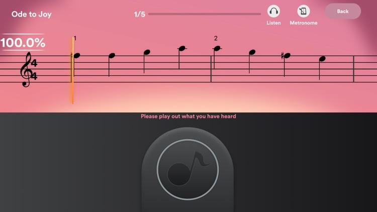 piano - piano keyboard & games screenshot-4