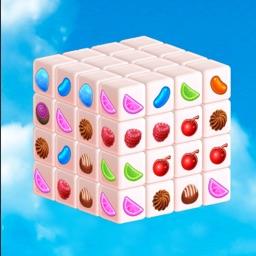 Candy Mahjong 3D - Match Quest