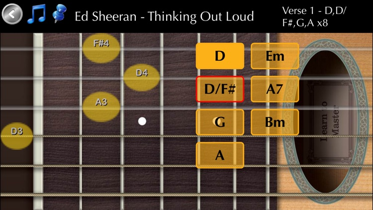 Guitar Tutor screenshot-3