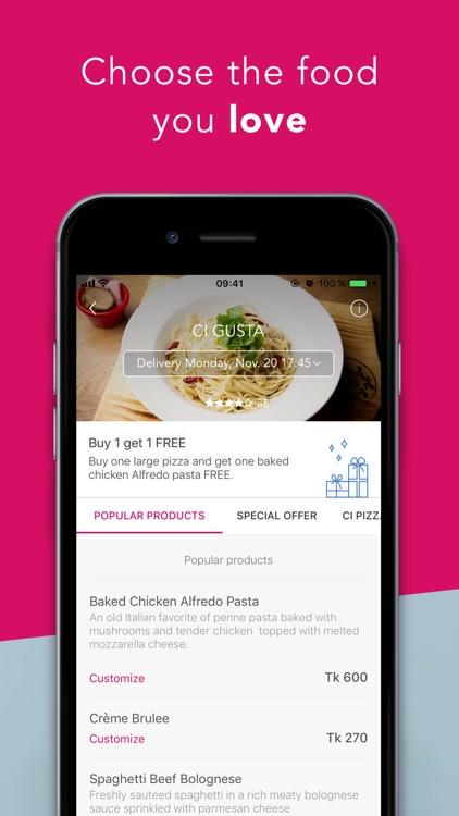 foodpanda BD - Food Delivery
