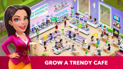 download My Cafe — Restaurant game indir ücretsiz - windows 8 , 7 veya 10 and Mac Download now