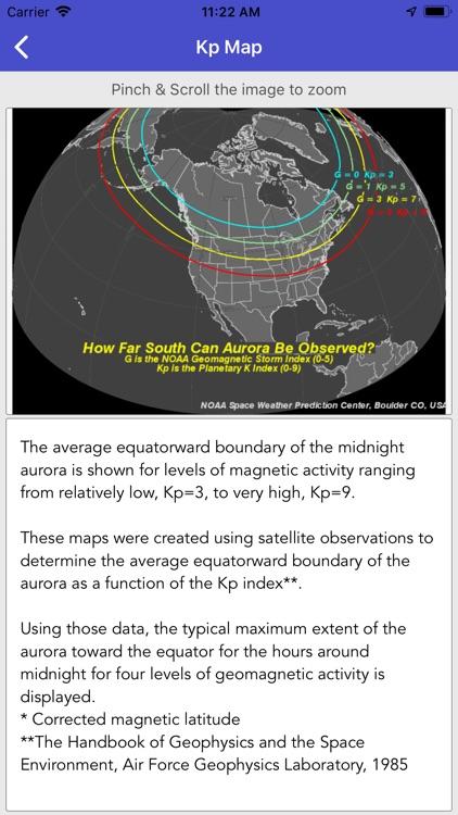 Aurora Forecast & Alerts screenshot-9