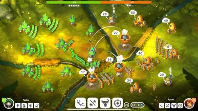 Screenshot from Mushroom Wars 2: RTS & TD war