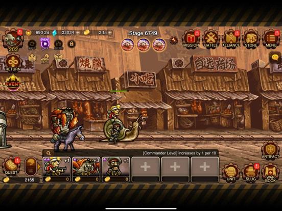 メタルスラッグインフィニティ-放置系ゲームのおすすめ画像6