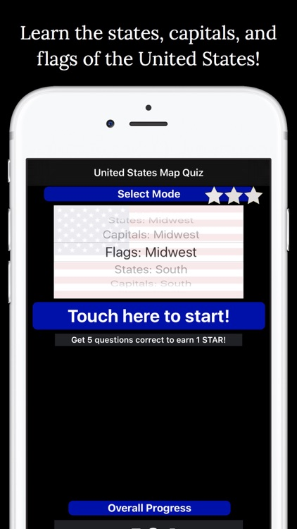 United States Map Quiz Edu Ed. screenshot-3