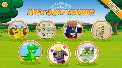 Screenshot #1 pour L'Aire de Jeux des Animaux
