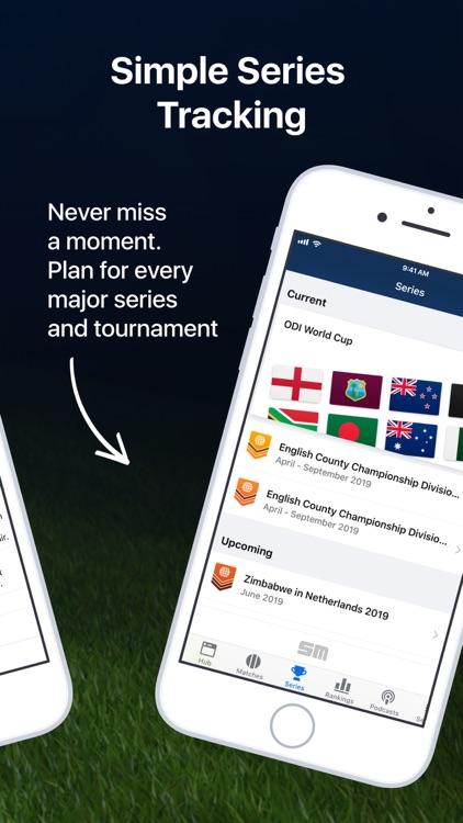 Cricket Live: The Ashes Stats screenshot-7