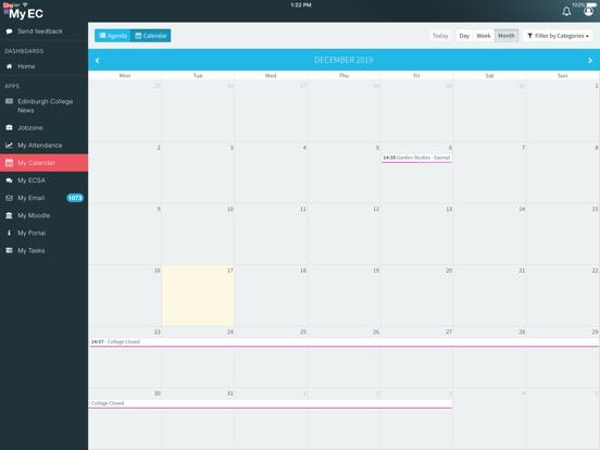 MyEC screenshot 7