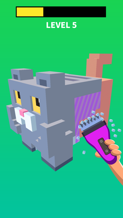 Pet Shave 3D screenshot 1