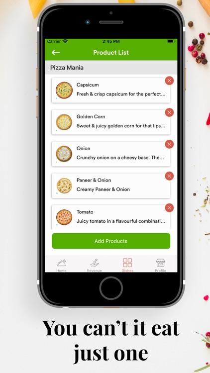 Foodx Restaurant screenshot-4