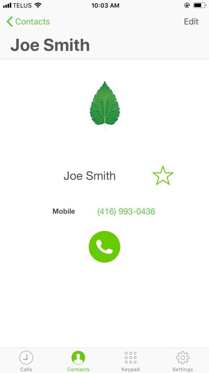 TELUS Home Phone App screenshot-3