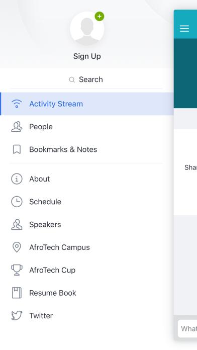 AfroTech 2019 Screenshot