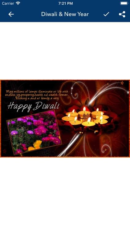 Diwali & New Year Pip Frames screenshot-9