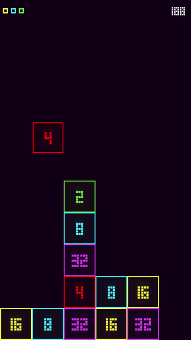 Falling numbers. screenshot 3