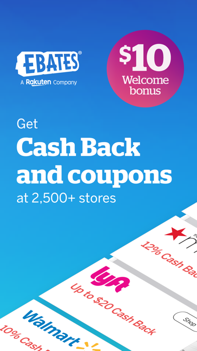 Earn Cash Back: Ebates Rakuten-0