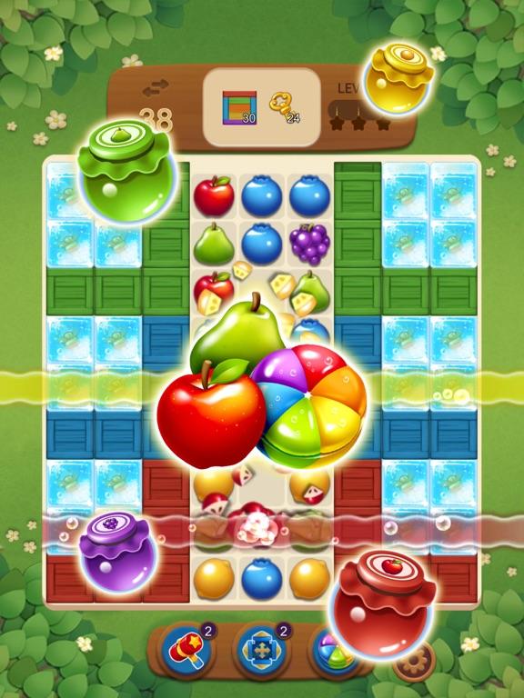Fruits Magic : Match 3 Puzzle screenshot 12