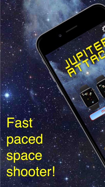 Jupiter Attack screenshot-0