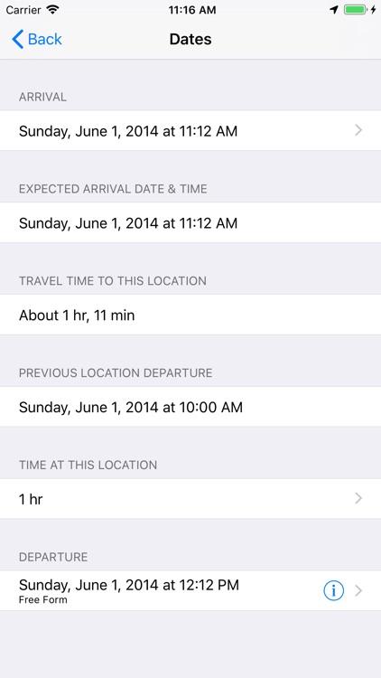 Road Trip Planner Viewer screenshot-4