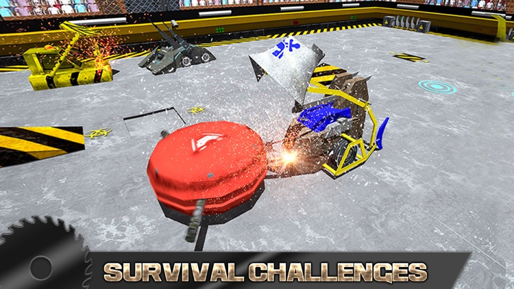 Crash of Battlebots screenshot-4