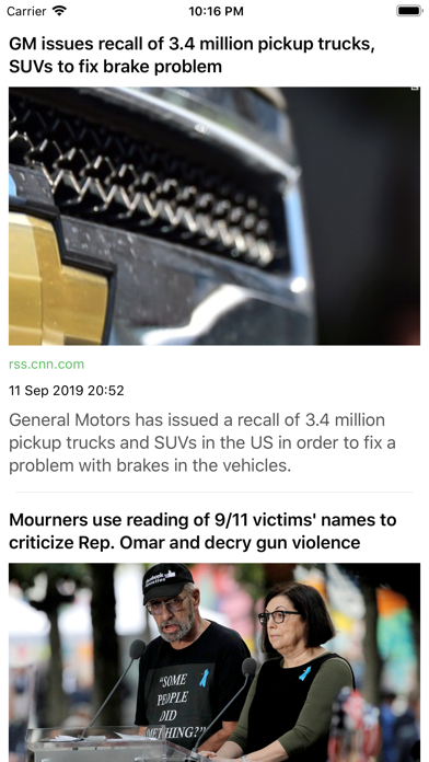 USA Headlines screenshot1