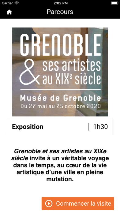Grenoble et ses artistes XIXe screenshot 1
