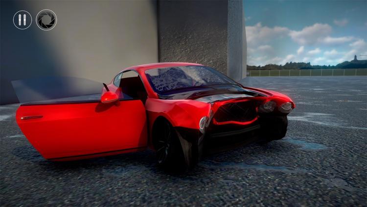WDAMAGE: Car crash Engine screenshot-6