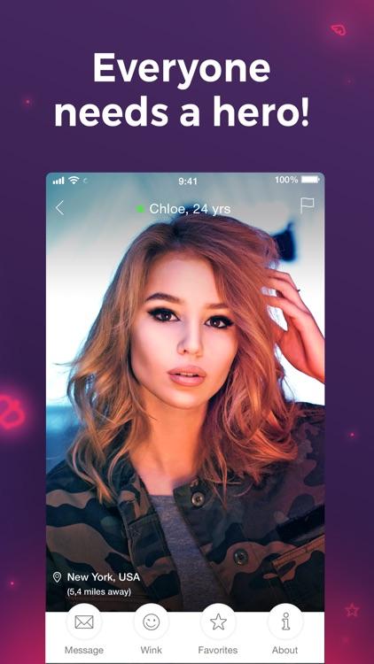Uniform - Dating App screenshot-0