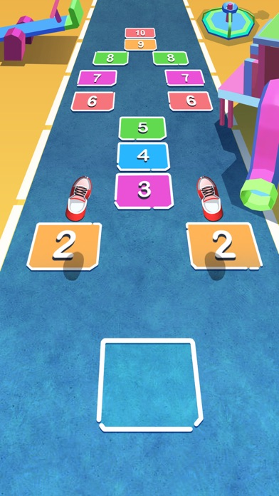 Hopscotch: Back to Childhood screenshot 2