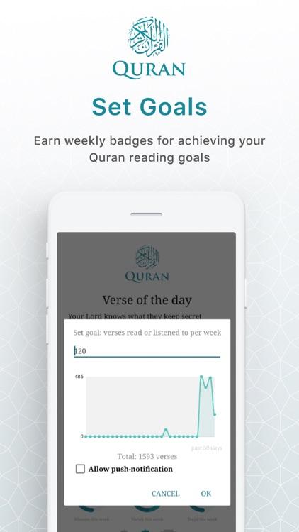 The Holy Quran - English screenshot-4