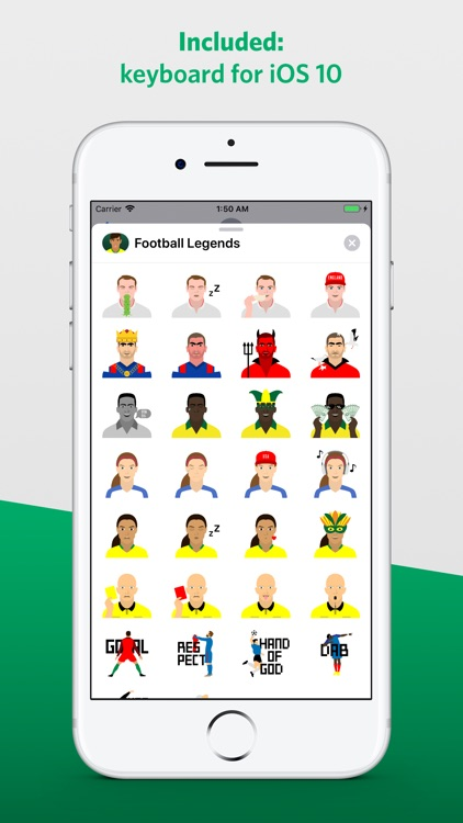 Football Emoji 2019 screenshot-2