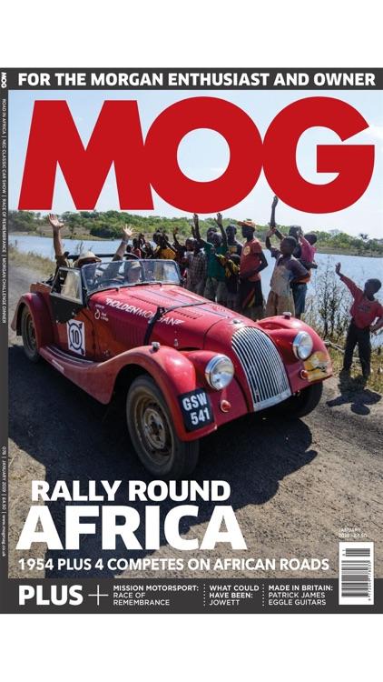 MOG Magazine. screenshot-5