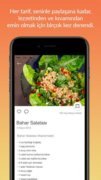 Screenshot for Arda'nın Mutfağı in Azerbaijan App Store