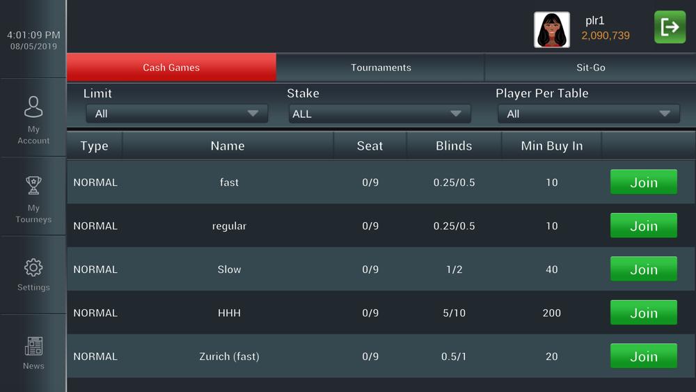 Poker Suisse