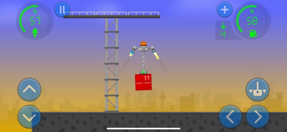 Rocket Crane hack tool