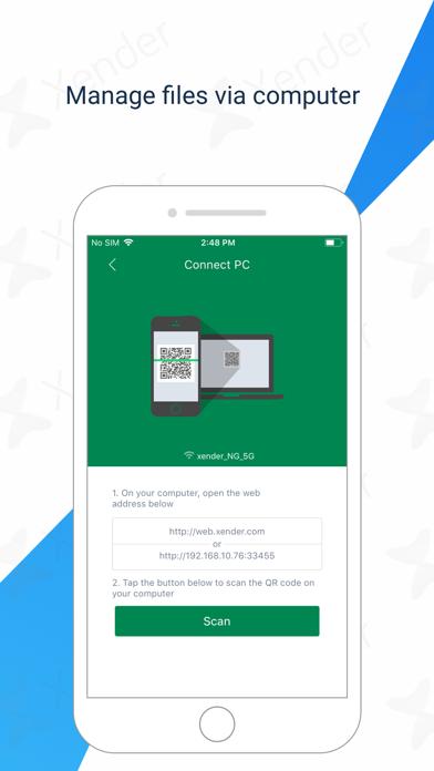 Xender:File Share,Share Music screenshot four