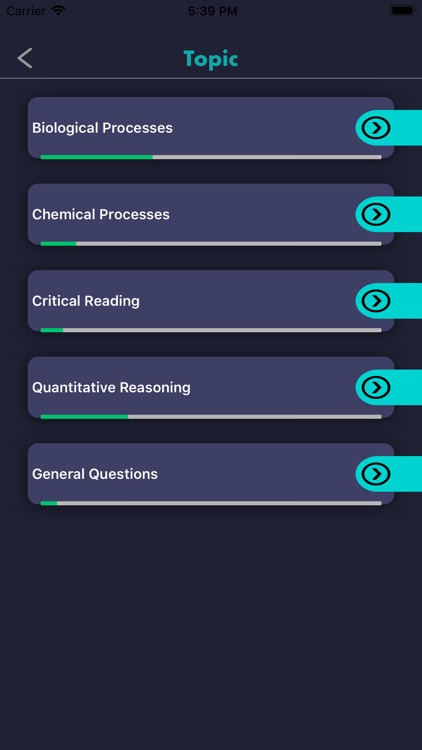 PCAT Mastery Exam Prep 2020 screenshot-4
