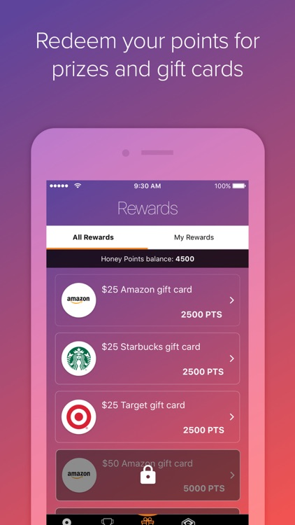 Mobee - Secret Shopping App screenshot-3