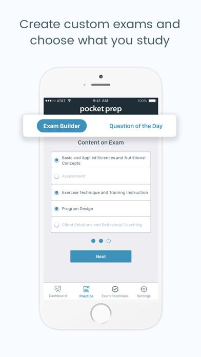 NASM CPT Pocket Prep by Pocket Prep, Inc  (iOS, United